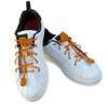 Yellow Shoelaces in Shoes