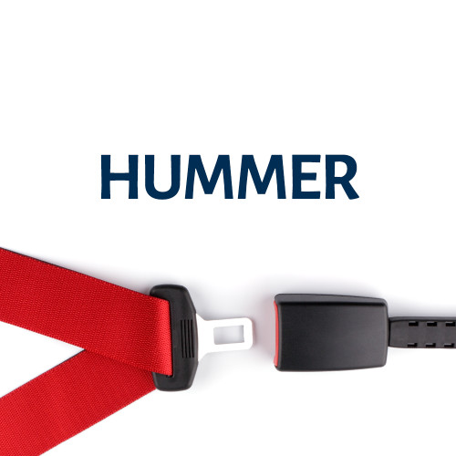 Hummer Seat Belt Extender