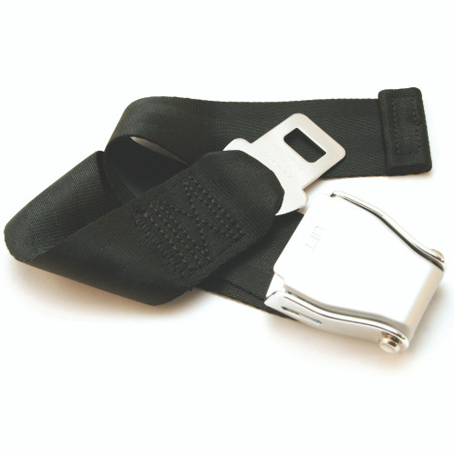 Type A Airplane Seat Belt Extender - E4 Safety Certified