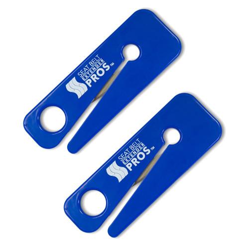 Seat Belt Cutter (2-Pack)