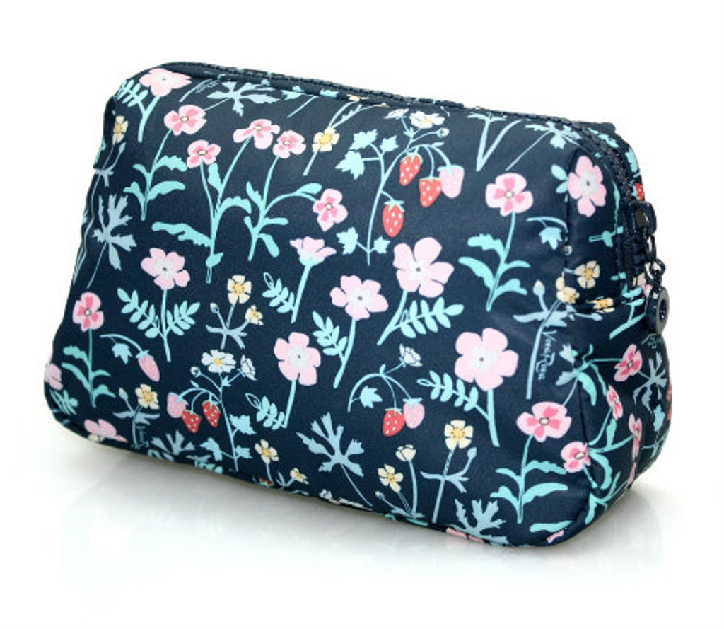 Daily Makeup Pouch - Strawberry Kiss