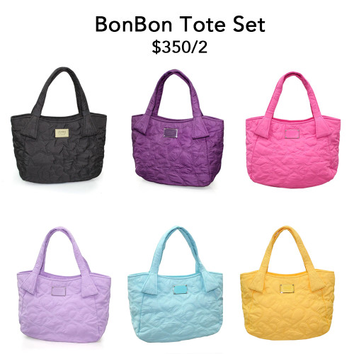 BonBon Tote special sale $350 for 2