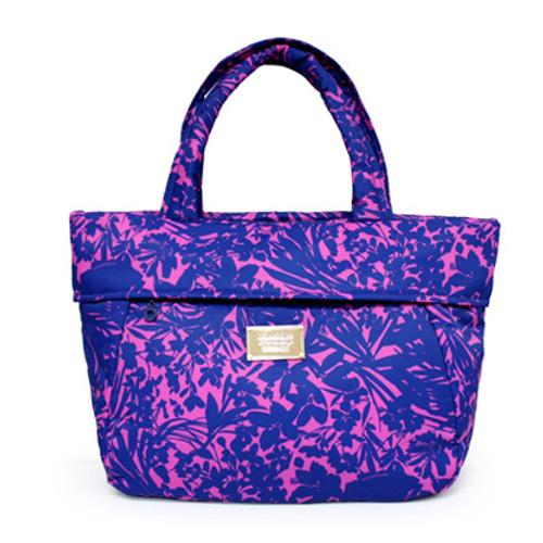 Postman Bag - Botanic Allure - Mulberry