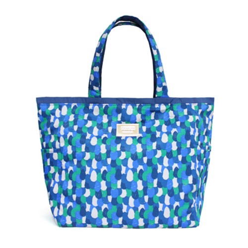 Reversible Tote - Woven - Green
