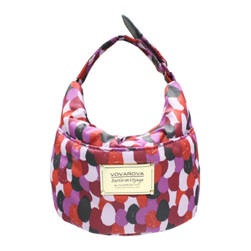 Cutie Lunch Out Sac - Woven - Red