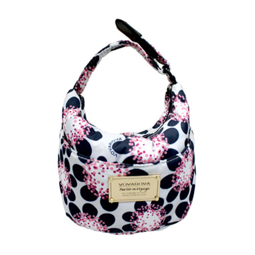 Cutie Lunch Out Sac - Poppy Floral