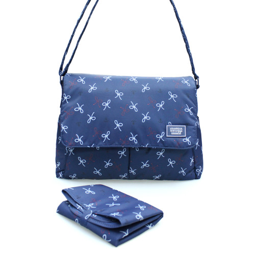 Mommy Bag - Petite Knots