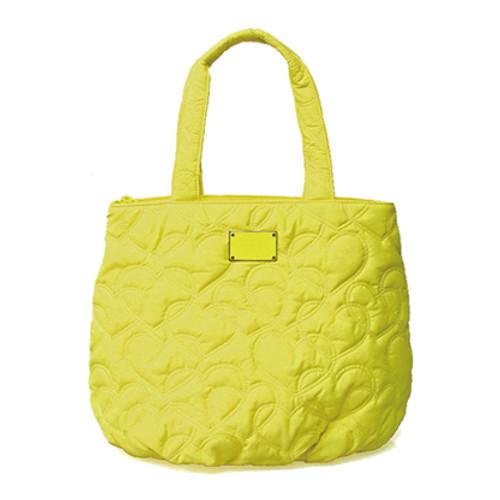 Olina Tote Bag - Neon Yellow