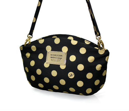 Sling Bag - Golden Dotty