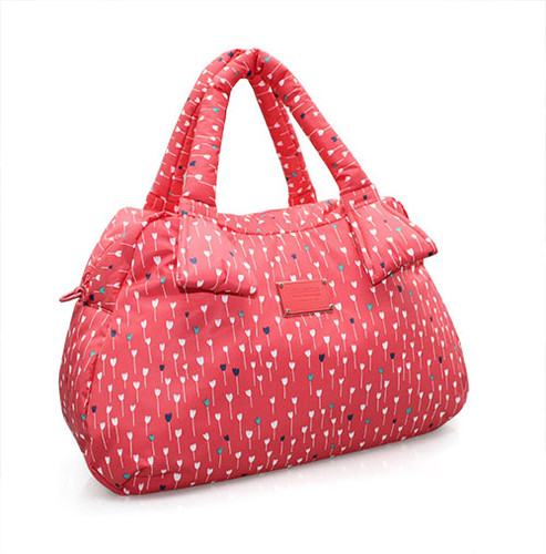 Ribbon Day Bag - Petite Fleur