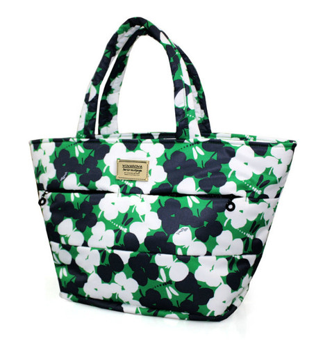 Padded Tote - Clover Love