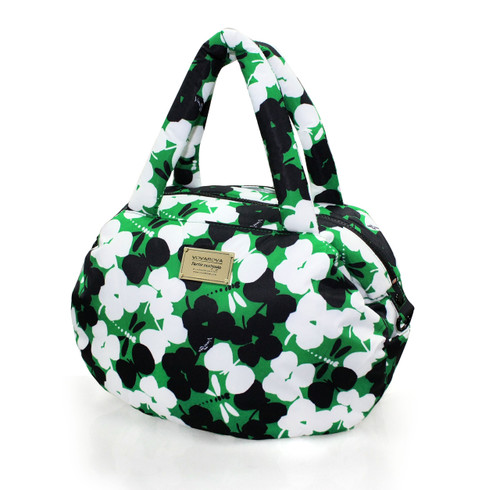 3-way Shoulder Tote - Clover Love