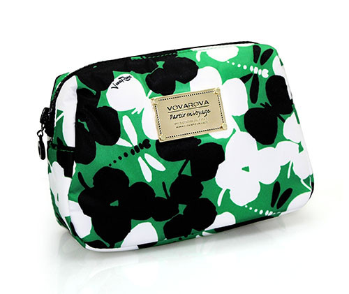 Daily Makeup Pouch - Clover Love