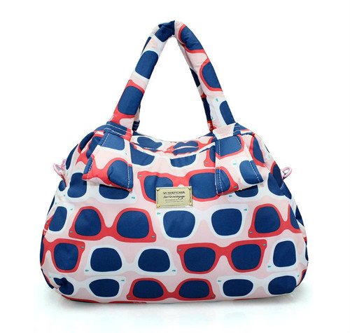 Ribbon Day Bag - Sunglasses A La Mode