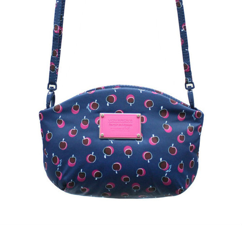 Sling Bag - Dotty Apple - Pink