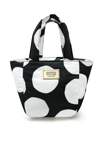 Mini Sac - Pop Dot - Black & White
