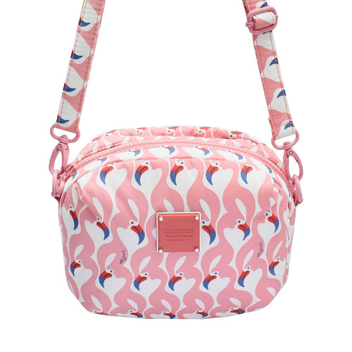 Mini Sling Bag - FLAMINGO
