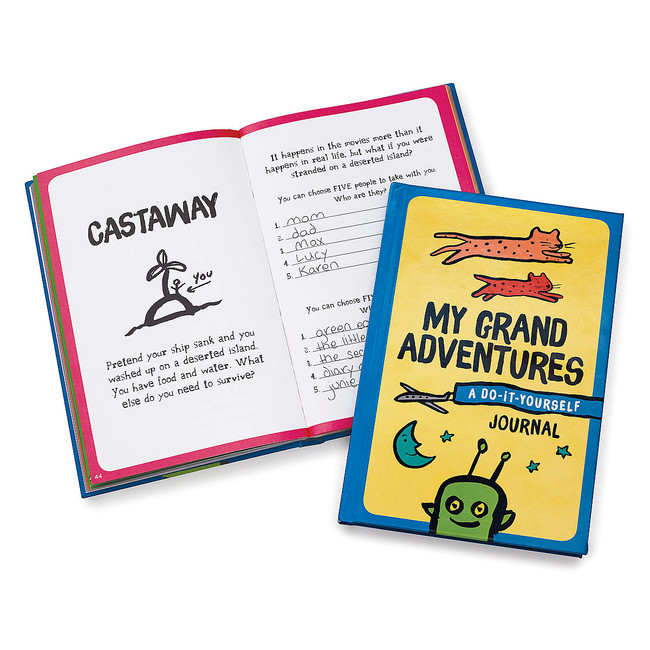 My Grand Adventures - A DIY Journal