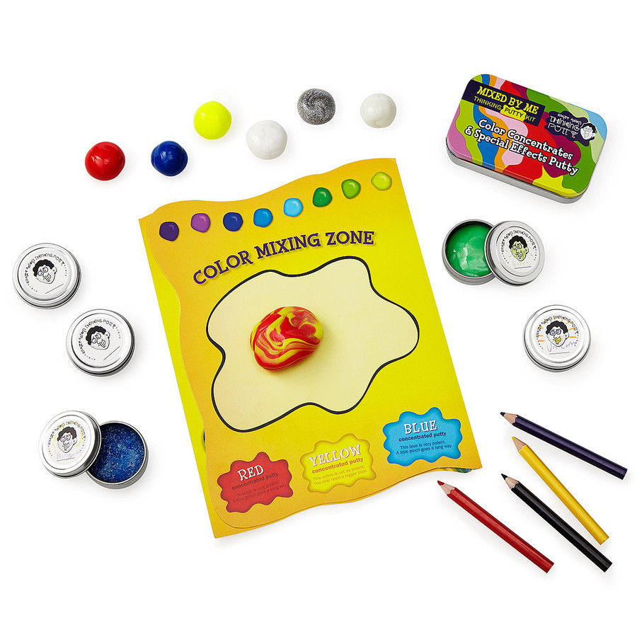 Design Your Own Putty Kit