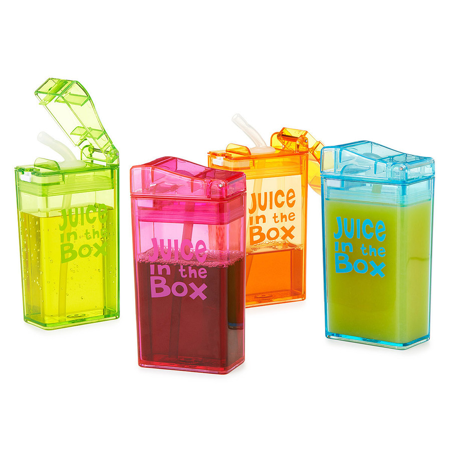 Sustainable Juice Boxes