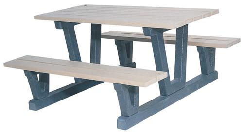 Park Picnic Table