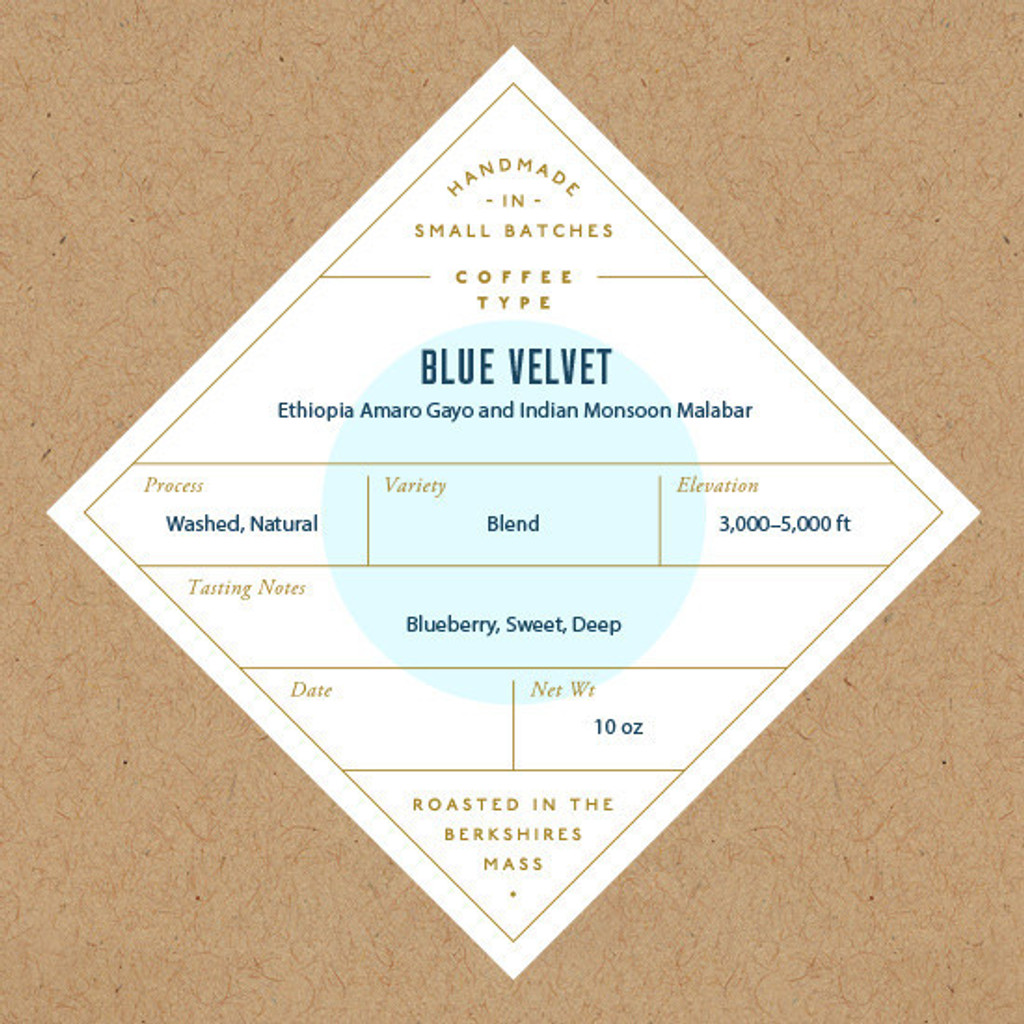 Blue Velvet Blend