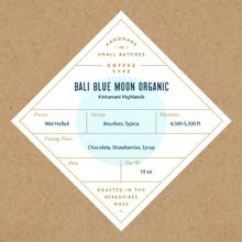 Bali Blue Moon (Organic)