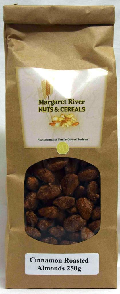 Cinnamon Roasted Almonds - GLUTEN FREE