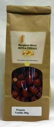 Vanilla Peanuts