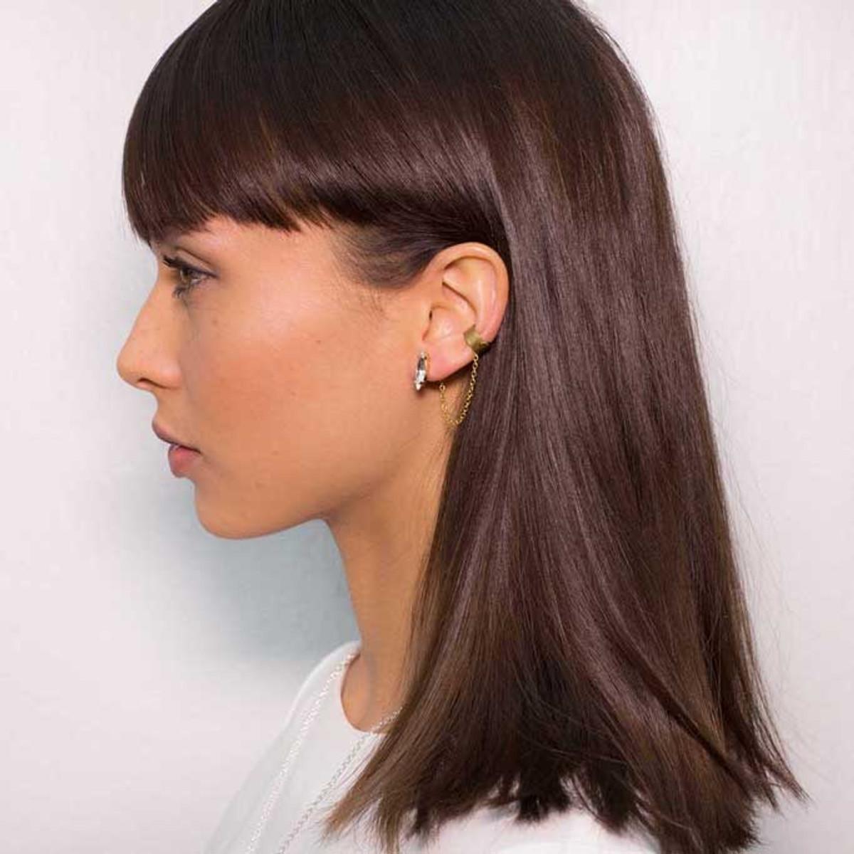 Sparkle Ear Cuff