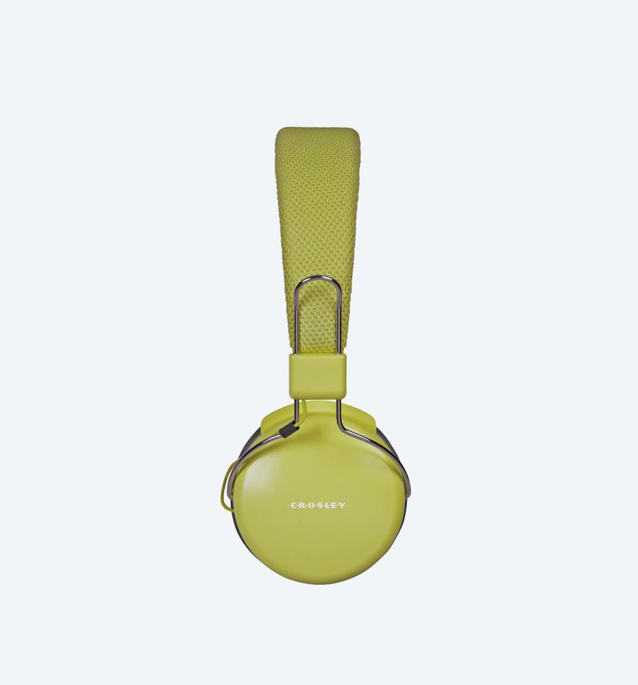 Amplitone Headphones - Green