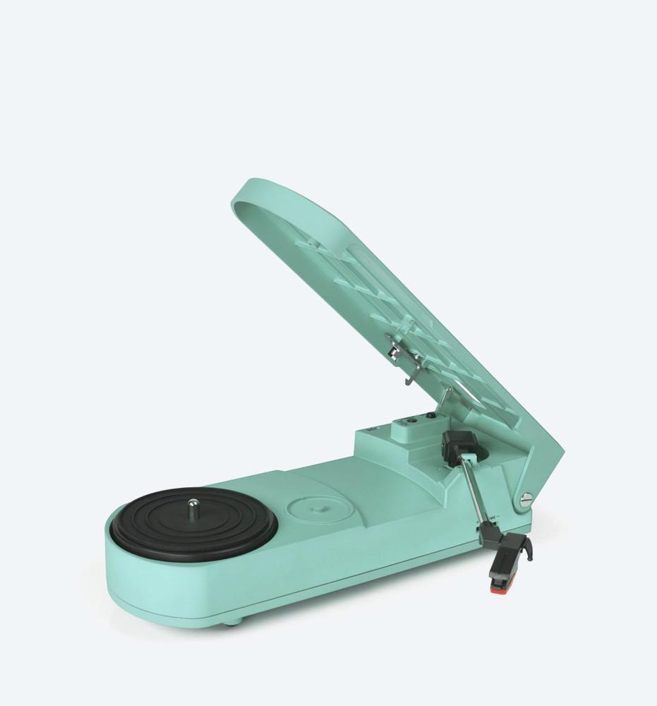 Revolution Turntable - Turquoise