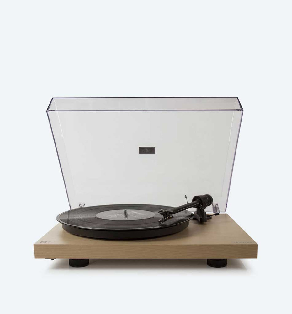 Two Speed Manual Turntable Deck