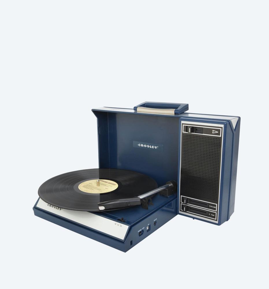 Spinnerette Turntable - Blue