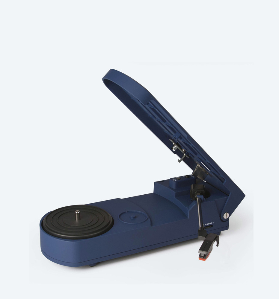 Revolution Turntable - Blue