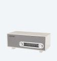 Ranchero Radio - White