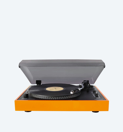 Advance Turntable - Orange