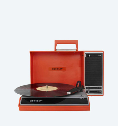 Spinnerette Turntable - Red