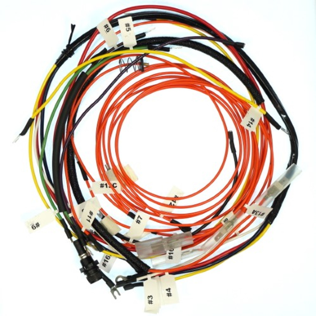 Wiring Harness Kit | Allis Chalmers D10 D12 Series III