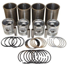 "Pistons Sleeves and Rings Kit 3-7/16"" overbore 