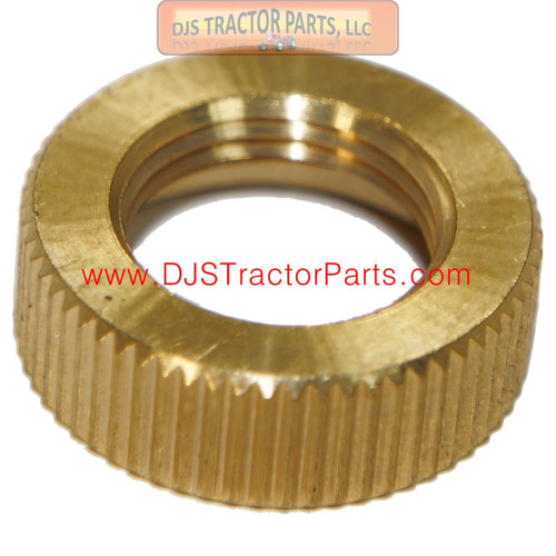 tire inner tube valve - BRASS NUT -   AB-385D