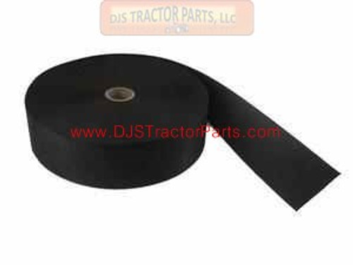 "Fuel Tank Webbing - Black 2"" - PRICE PER FOOT - 351T84"