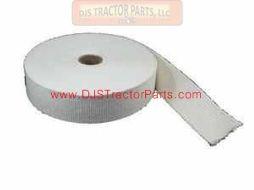 "Fuel Tank Webbing - White 1-1/2""- PRICE PER FOOT- 88445k46"