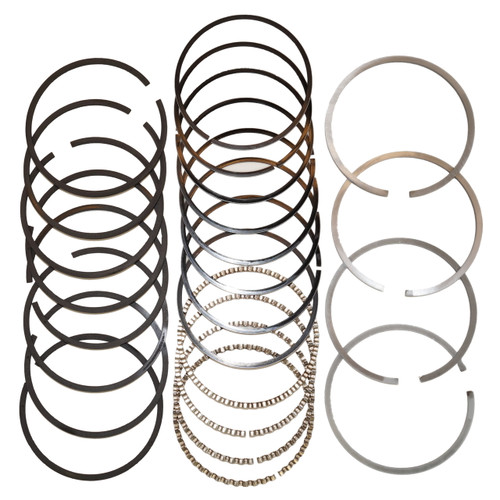 Piston Ring Set 4-Cylinder | Allis Chalmers D17 WC WD WD45 WF 170 175