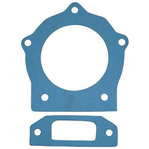 Water Pump Housing & Mounting Gaskets - Allis Chalmers D21, 180 thru 220, 4W-220, 7000-8070 - 74026887