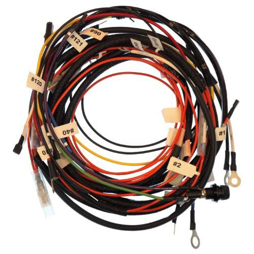 Wiring Harness Kit | Allis Chalmers D17 Gas Series III