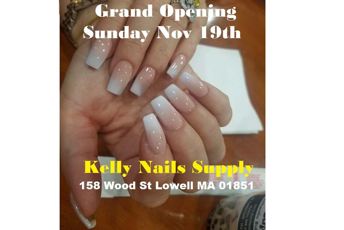 Welcome to Kelly Nails Supply