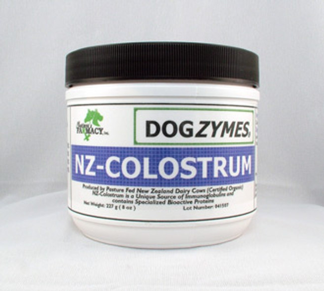 DOGZYMES Colostrum Powder 8 oz