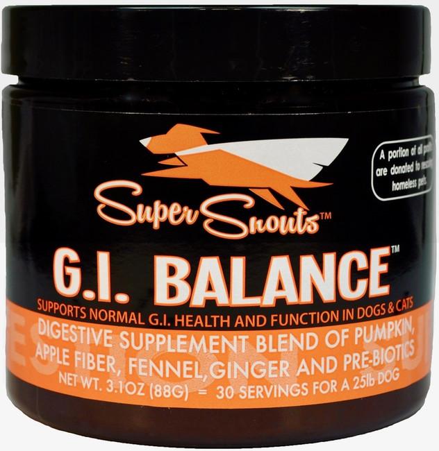 Super Snouts G.I. Balance