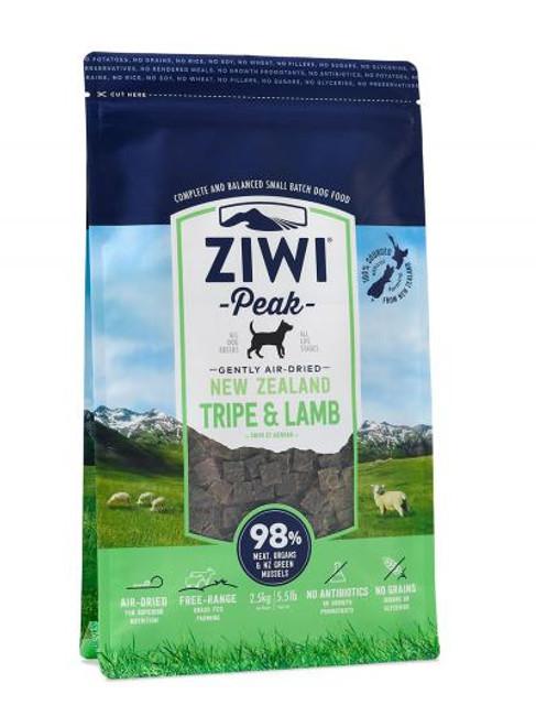 Ziwi Peak Tripe & Lamb For Dogs
